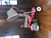 Baby bike in Fort Campbell, Kentucky