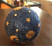 Blue/Gold Ornament in Naperville, Illinois
