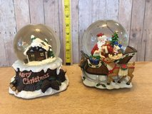 Christmas Snow Globes (REDUCED PRICE) in Kingwood, Texas