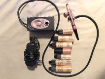 Luminess Airbrush makeup system in Camp Pendleton, California