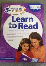 Hooked on Phonics - Learn to Read -  Kindergarten in Spring, Texas