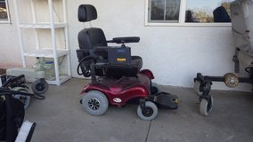 Power wheelchair in 29 Palms, California