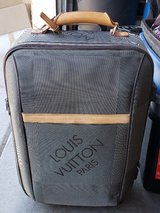 Louis Vuitton Rolling Carry-On Suitcase in Nellis AFB, Nevada