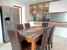 TLA 5 BR house, Ramstein, 5min from RAB, Air-Con, pet friendly, fully-furnished & renovated in Ramstein, Germany