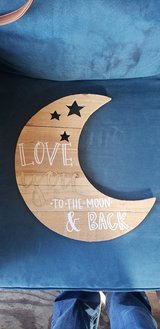 Love you to moon and back picture in Camp Lejeune, North Carolina
