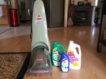 110v Bissell QuickSteamer Carpet Cleaner in Ramstein, Germany