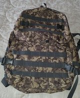Backpack 3 pocket with zipper in Camp Pendleton, California