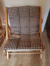Chair, Folding-Chair, originally from the 70ties !!! Back to the 70ties!!! in Ramstein, Germany