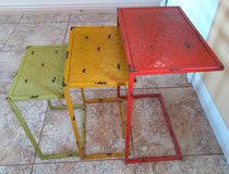 Nesting TABLES in Yucca Valley, California