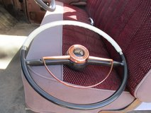 """""""Rare"""" find, 1953 Ford """"Victoria"""", Dealer Option Steering Wheel... in Yucca Valley, California"""