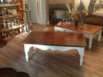 Farmhouse coffee table in Kingwood, Texas