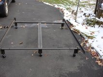 """60 """" WIDE BY 72 """" LONG BED FRAME in Yorkville, Illinois"""