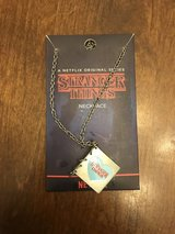 New! Stranger Things Necklace in Naperville, Illinois
