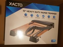 X-ACTO Heavy Duty Wood Guillotine Trimmer, 15 Inches in Wiesbaden, GE