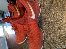 Nike men's shoes size 7.5 in Yorkville, Illinois