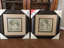 Pictures in Frame Earth Maps in Kingwood, Texas