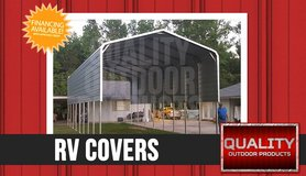 RV covers 18x36 on 12 ft legs with 1 extra sheet on each side in Fort Polk, Louisiana