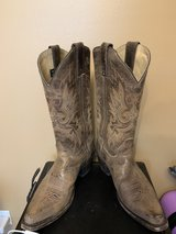 Leather Cowgirl Boots in Chicago, Illinois