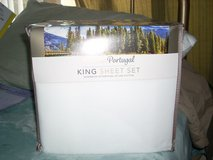 1 Set of King bed Sheets in Tacoma, Washington