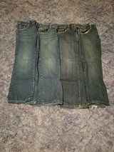 Girl's Crazy 8 Bootcut Jeans size 8 Plus in Fort Riley, Kansas