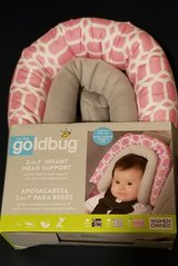 2-in-1 Infant Head Support in Fort Riley, Kansas