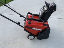 Snapper Electric Start Snowblower in Chicago, Illinois