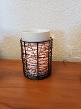 Beautiful wax burner with metal cover in Alamogordo, New Mexico