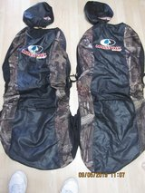 camo bucket carseat covers in Joliet, Illinois