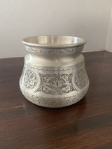 Good Earth India Solid Silver decorative cup/bowl in Okinawa, Japan