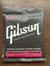 Gibson Medium Guitar Strings in Okinawa, Japan
