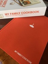 My Family Cookbook, wrote your own recipies! in Okinawa, Japan