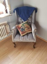 Queen Anne chair in Stuttgart, GE