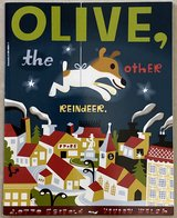Olive, the Other Reindeer (cute Christmas story) in Okinawa, Japan
