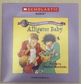 Alligator Baby CD in Okinawa, Japan