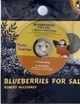 Blueberries for Sal Book & CD in Okinawa, Japan