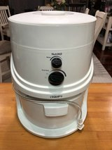 Nutrimill Grain Mill with Wheat berries in Okinawa, Japan