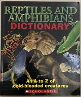 Reptiles and Amphibians Dictionary: An A to Z of Cold-Blooded Creatures in Okinawa, Japan