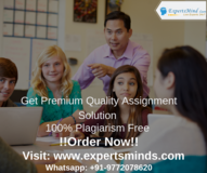 Order a custom paper Assignment Help written from scratch on practically any subject at Expertsm... in Birmingham, Alabama