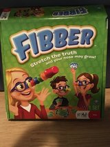 Fibber, Stretch the truth and your nose may grow in Joliet, Illinois