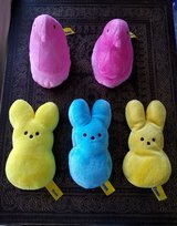 Plush Peeps Collection in Fort Campbell, Kentucky
