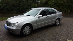 2003 Mercedes C Class in Spangdahlem, Germany