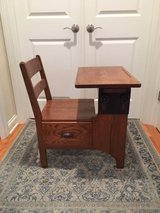 Vintage Child's Desk in Orland Park, Illinois
