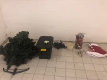 Christmas stuff in Ramstein, Germany