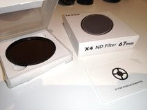 ND Neutral Density Filter 67mm from Breakthrough Photography in Ramstein, Germany