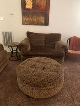 Couch, chair and ottoman in Kingwood, Texas