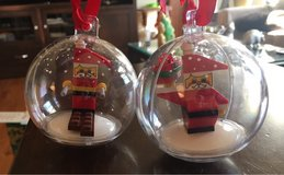LEGO Bauble Ornaments in Joliet, Illinois