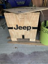 Jeep box in Beaufort, South Carolina