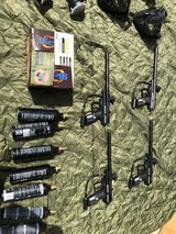 Paintball equipment in Kingwood, Texas