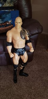 "31"" Dwayne ""The Rock"" Johnson Figure in Yucca Valley, California"