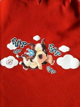 long sleeve with hood, puppy decor in Ramstein, Germany